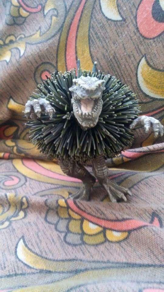 Imagen juguete dinosaurio