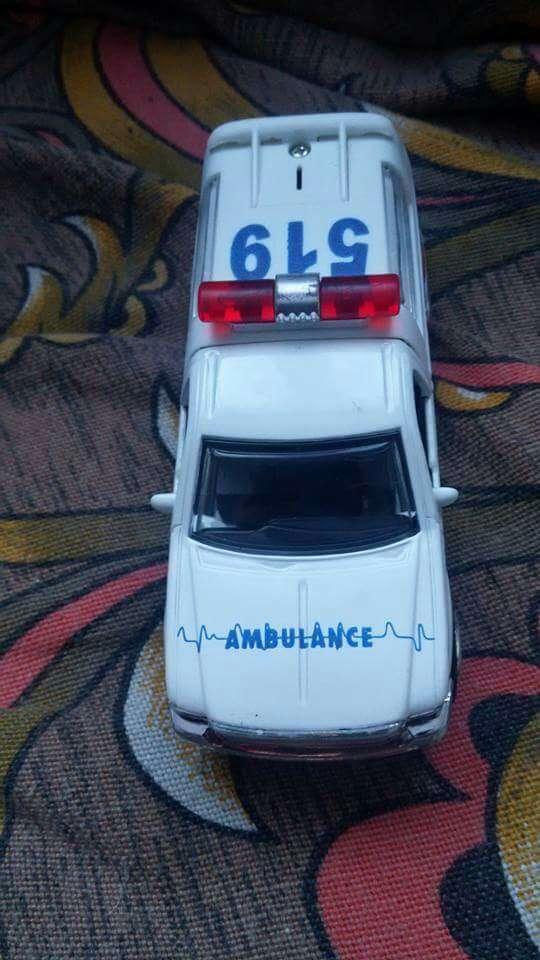 Imagen producto Ambulancia  1