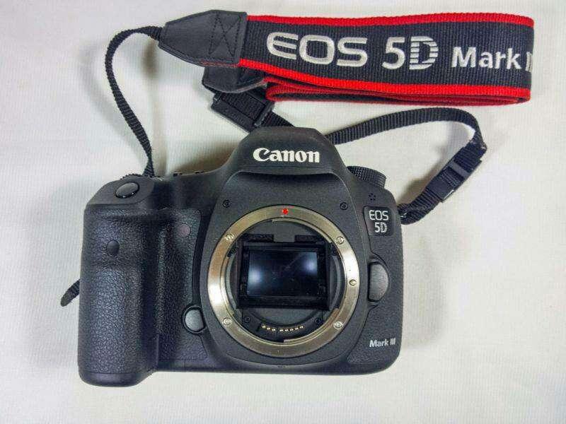 Imagen producto Canon 5d mark iii  2