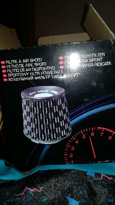 Imagen producto Filtro de aire universal 2