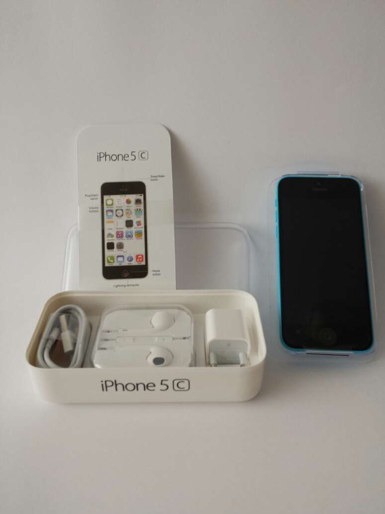 Imagen iphone 5c nuevo