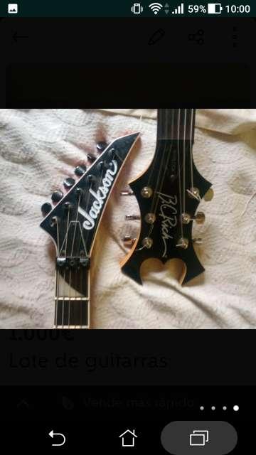 Imagen producto Lote de guitarras eléctricas 3