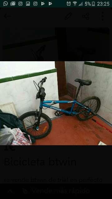 Imagen Bicicleta trial
