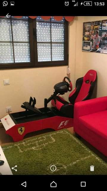 Imagen producto Simulador cockpit F1 4