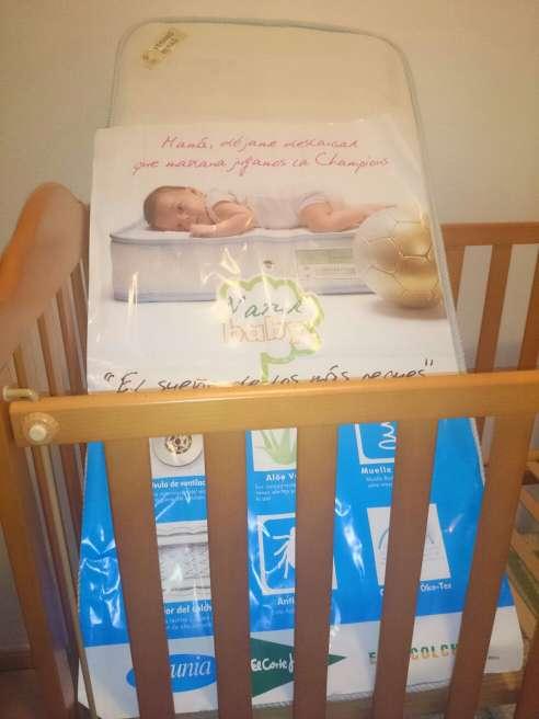 Imagen producto Cuna para bebé  2