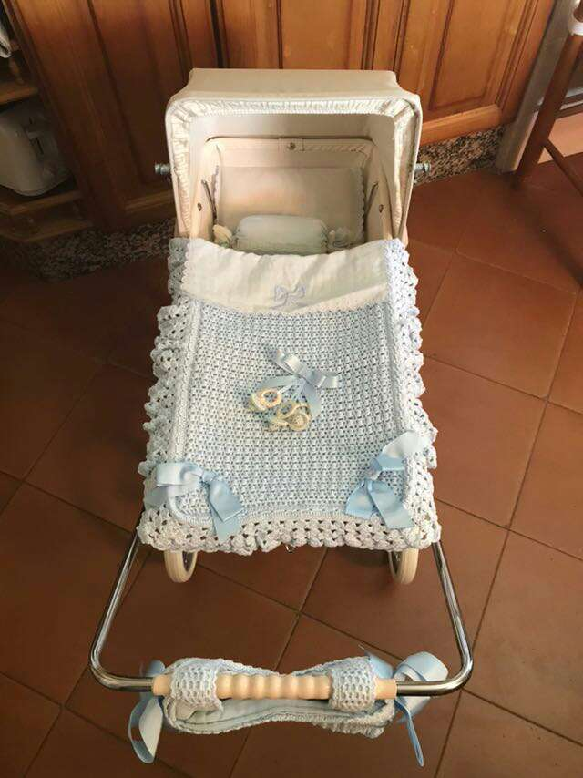 Imagen producto Coche capota muñeca 4