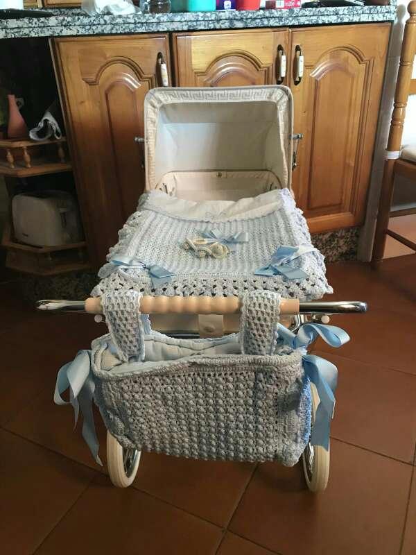 Imagen producto Coche capota muñeca 3