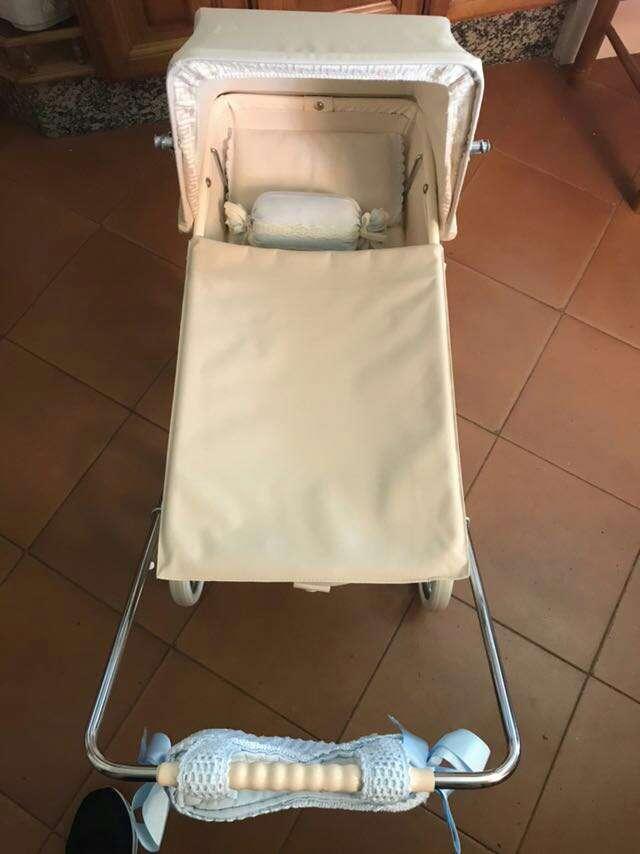 Imagen producto Coche capota muñeca 6