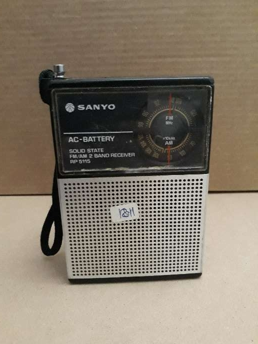 Imagen Radio Sanyo
