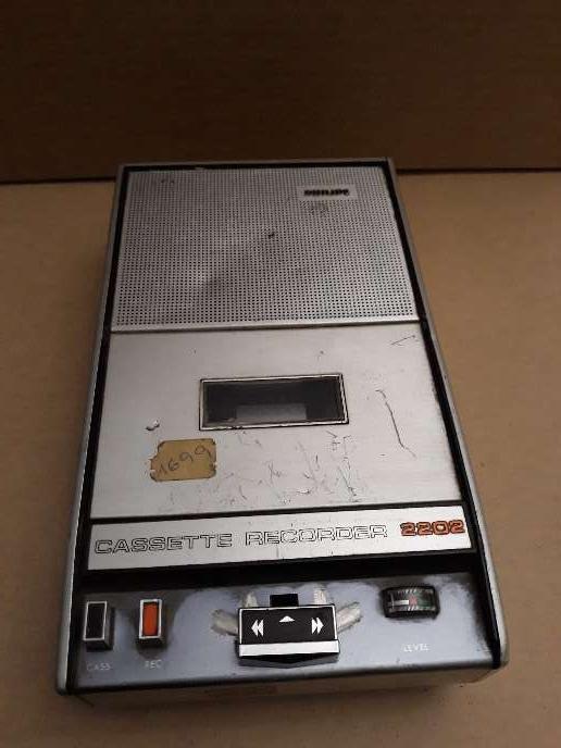 Imagen producto Radio-cassette Philips  2