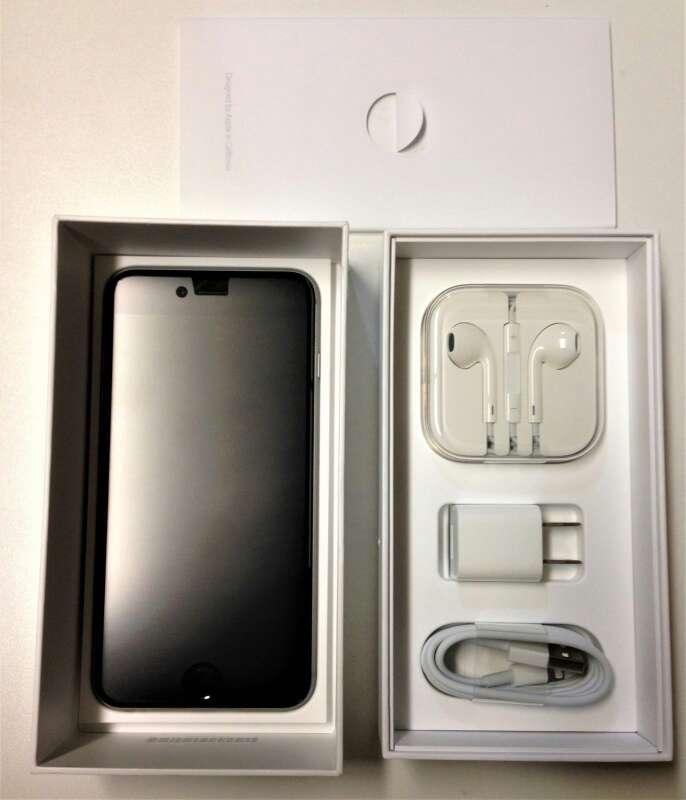 Imagen producto Original Iphone 6s plus 4
