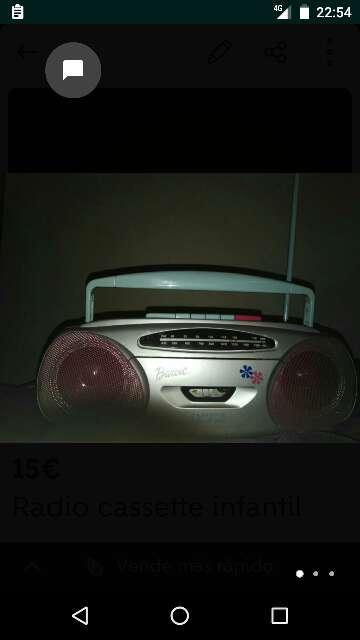 Imagen producto Radio infantil Barbie 3