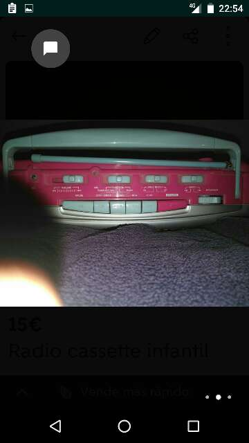 Imagen producto Radio infantil Barbie 2