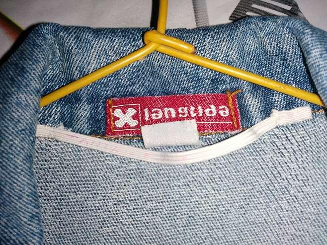 Imagen producto Chaqueta tejana niño o niña 2