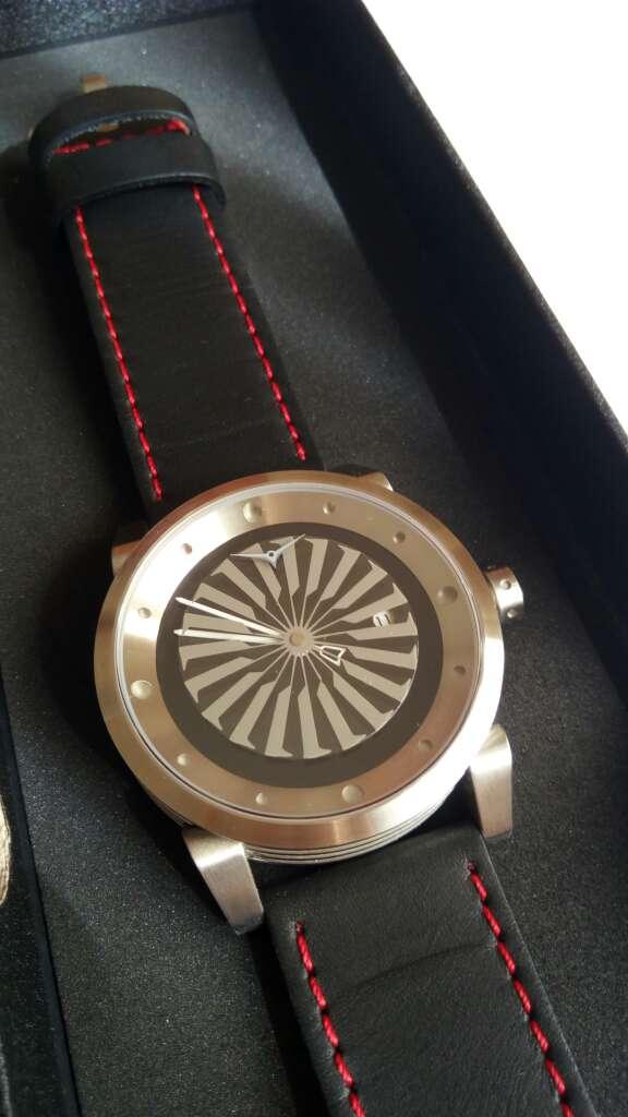 Imagen producto Reloj automático Zinvo Blade original 2