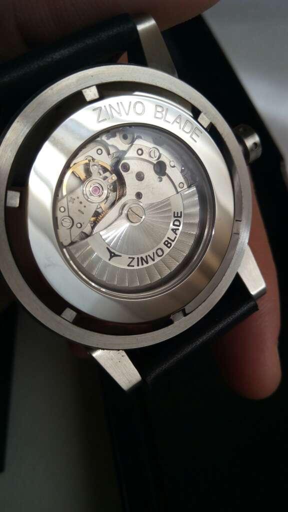 Imagen producto Reloj automático Zinvo Blade original 3