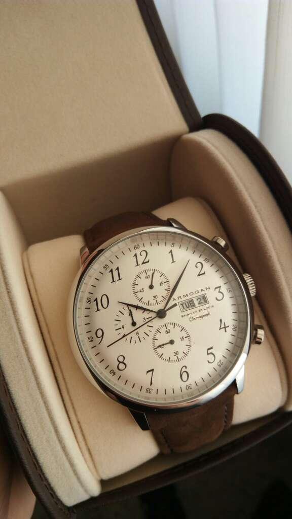Imagen Reloj Armogan original
