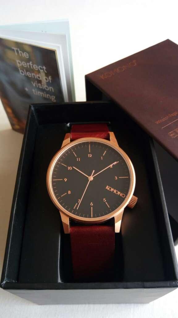 Imagen producto Reloj Komono original 2