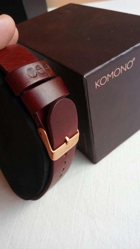 Imagen producto Reloj Komono original 4