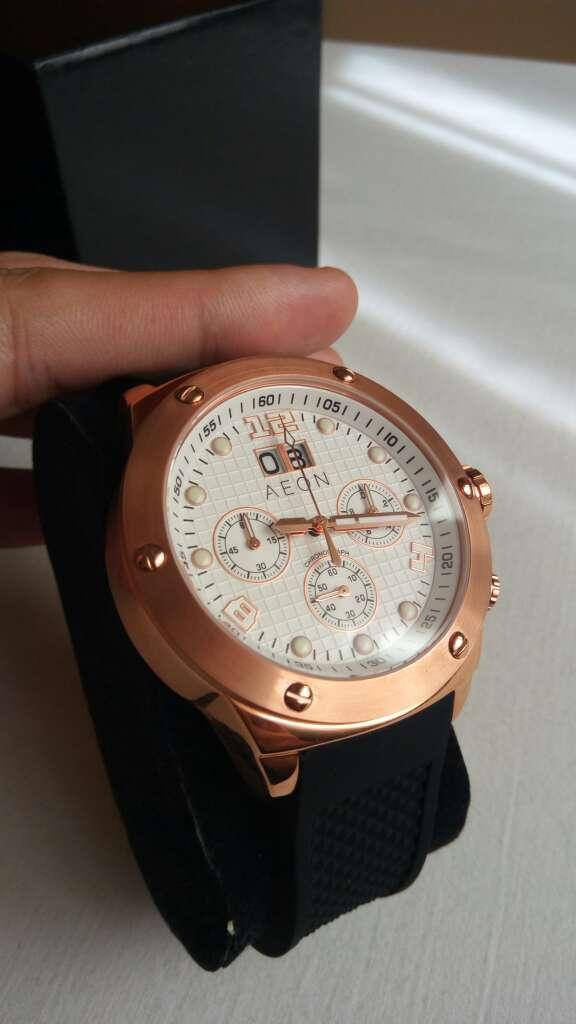 Imagen producto Reloj cronógrafo AEON original  6