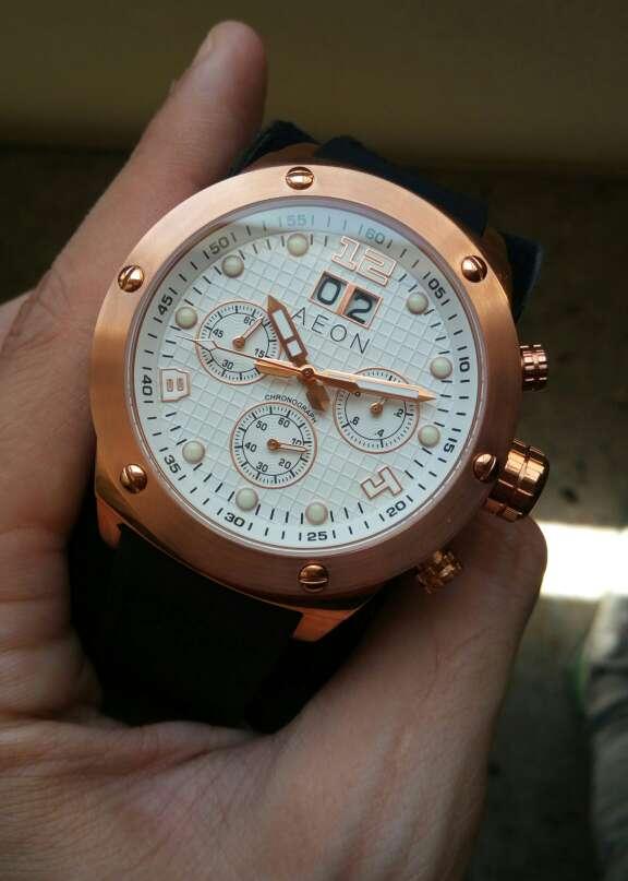 Imagen producto Reloj cronógrafo AEON original  4
