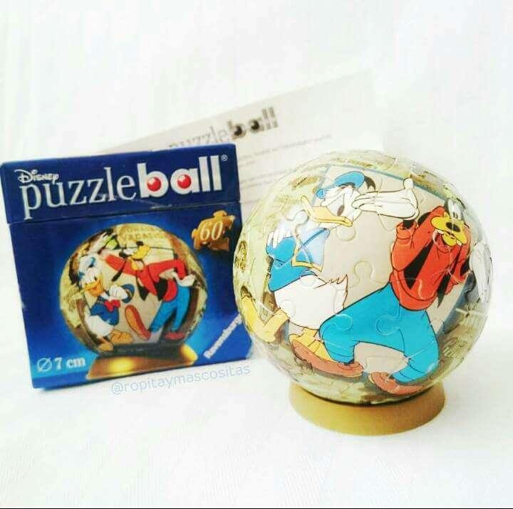 Imagen Nuevo PuzzleBall Disney