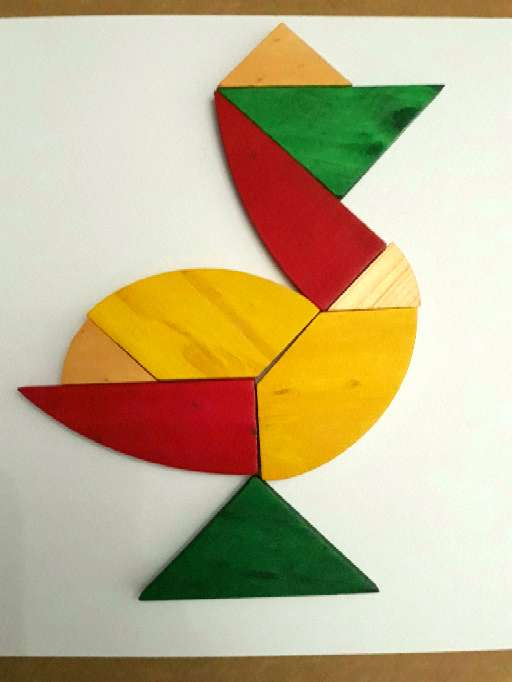 Imagen producto Tangram de madera  3