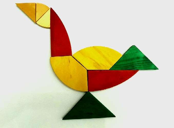 Imagen producto Tangram de madera  2