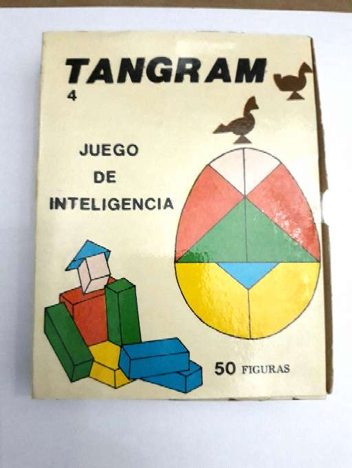 Imagen Tangram de madera