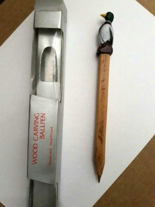Imagen Bolígrafo de madera
