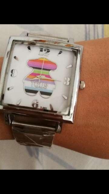 Imagen Reloj nuevo plateado