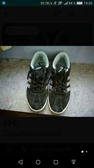 Imagen zapatillas adidas neo