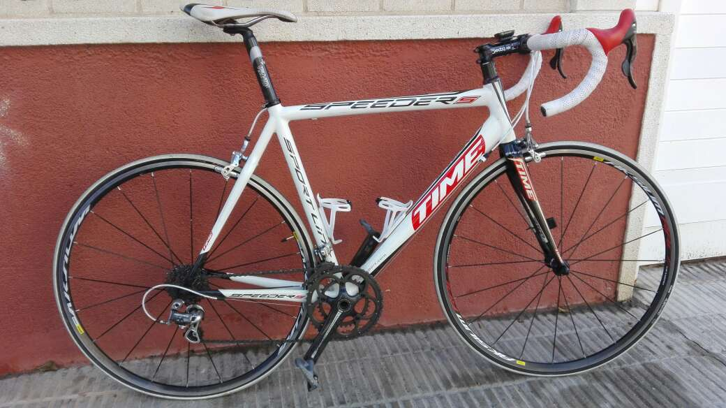 Imagen Bicicleta carbono