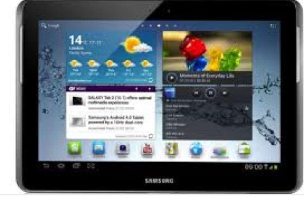 Imagen tablet Samsung galaxy tab 3