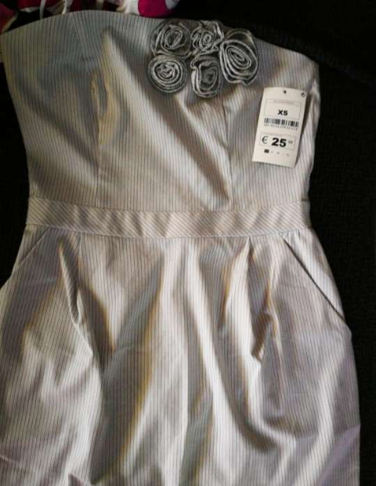 Imagen producto Vestido talla xs 2