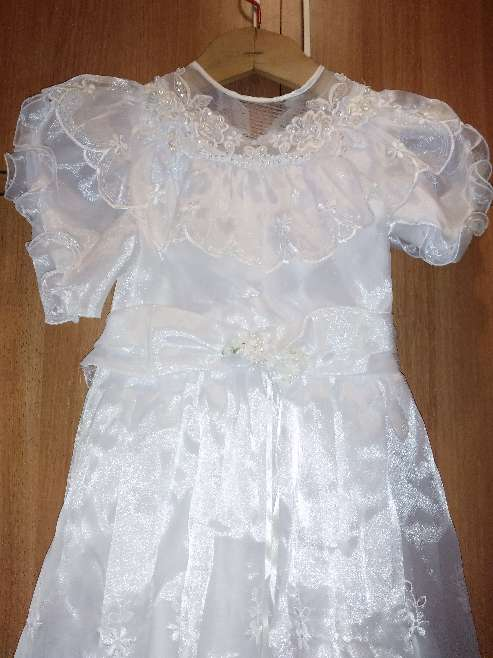 Imagen producto Vestido comunion niña 4