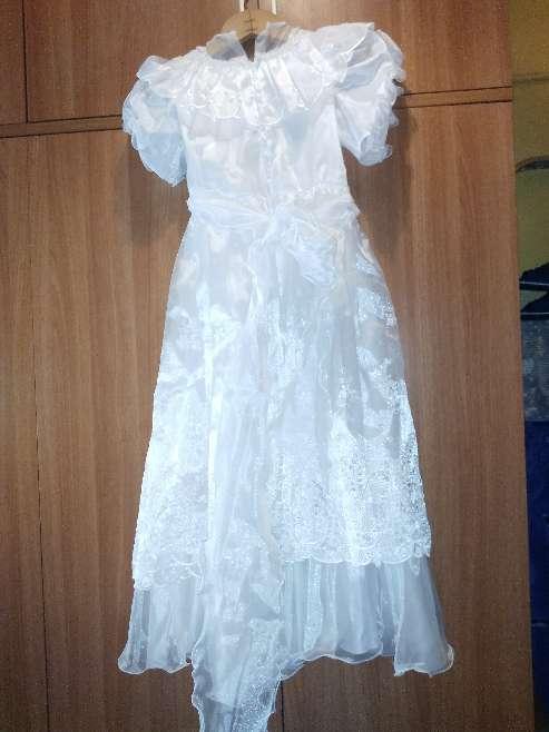 Imagen vestido comunion niña