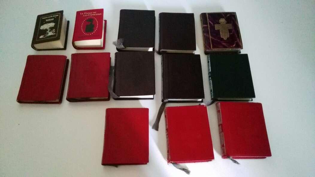 Imagen 13 libros miniatura,bellselec.