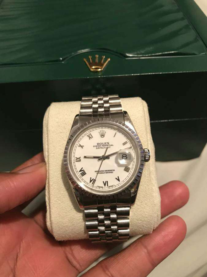 Imagen Quality men's watch