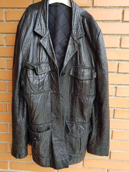 Imagen chaqueta de piel