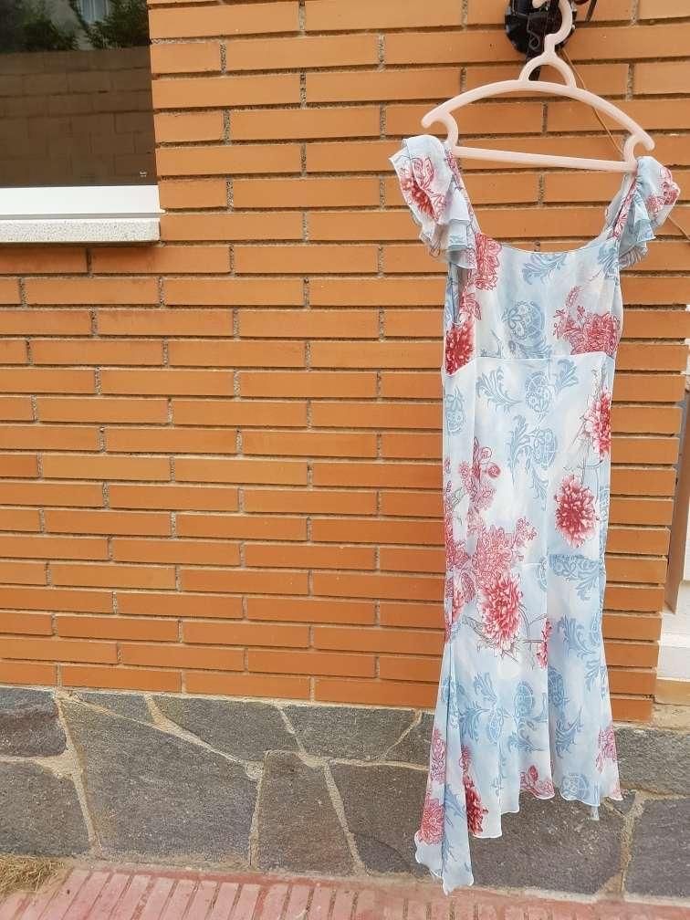 Imagen vestidos de gasa