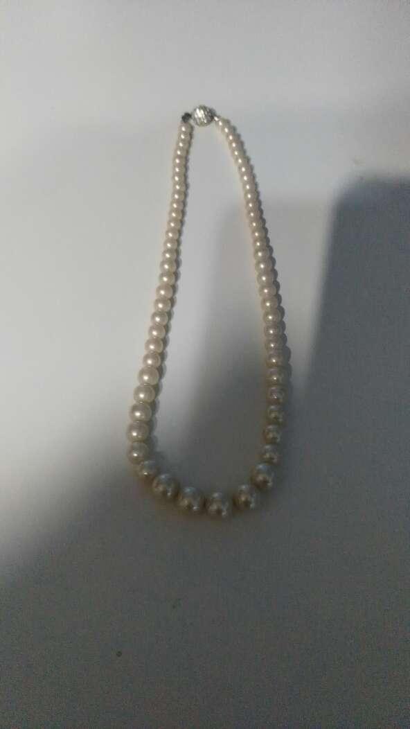 Imagen collar de perlas