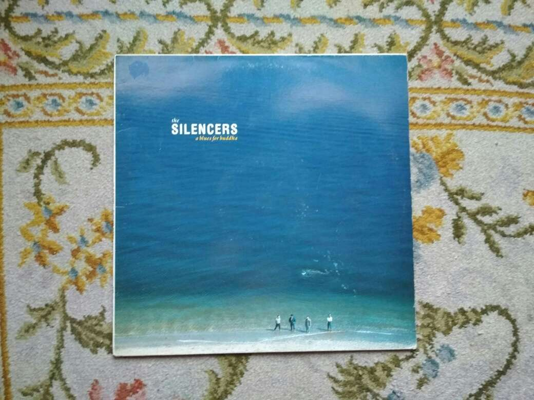 Imagen vinilo THE SILENCERS, a blues ford buddha