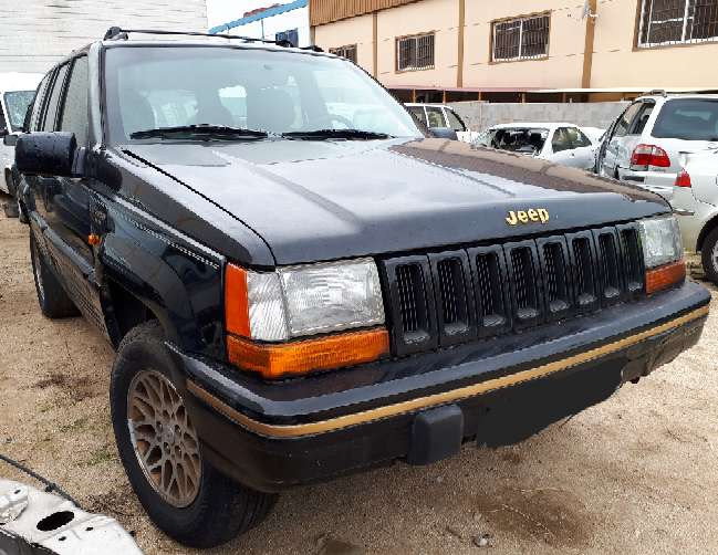 Imagen Despiece Jeep Grand Cherokee