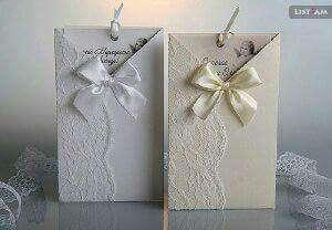 Imagen producto Tarjetas de invitaciones de boda 4