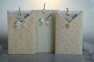 Imagen producto Tarjetas de invitaciones de boda 10