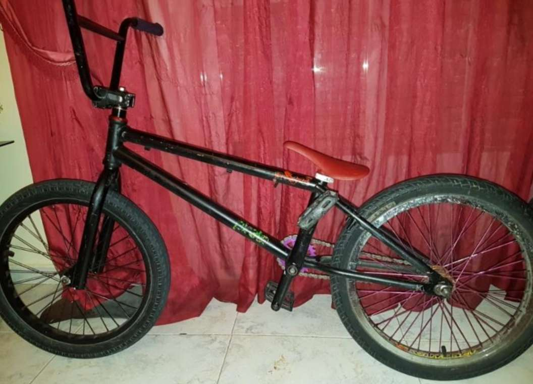 Imagen producto BMX bicicleta 2