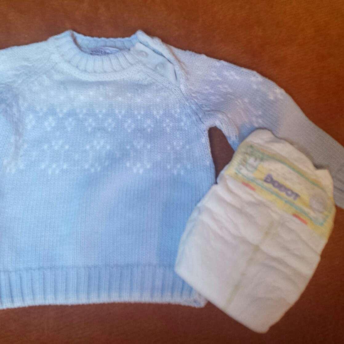 Imagen producto Jersey bebe y pañal 3
