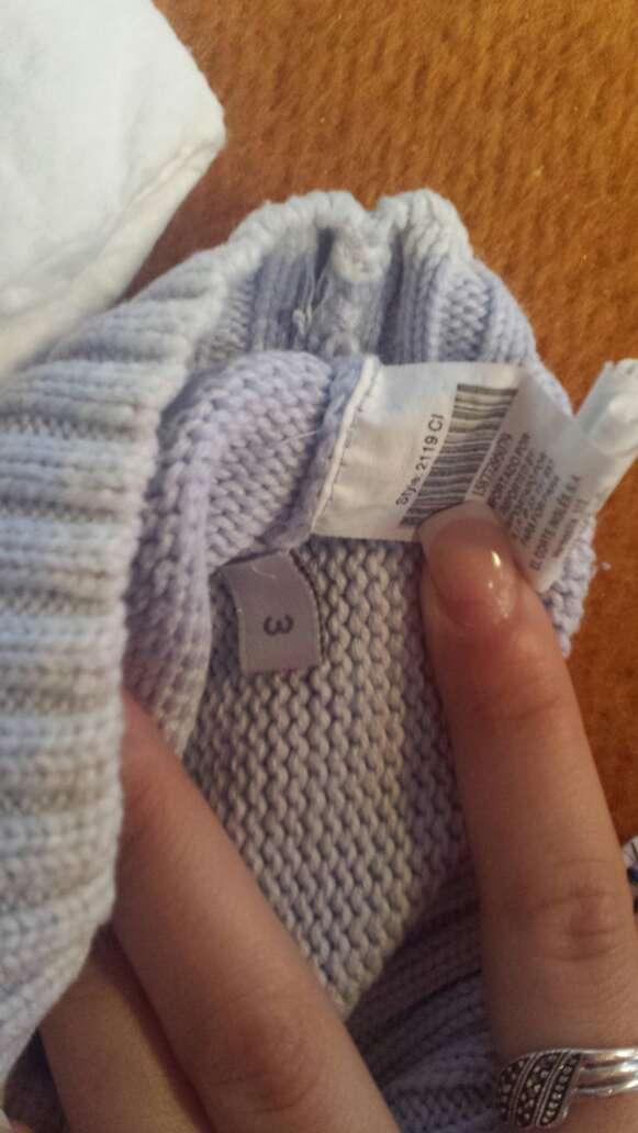 Imagen producto Jersey bebe y pañal 4