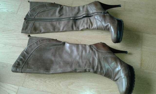 Imagen botas altas marca guees talla 40